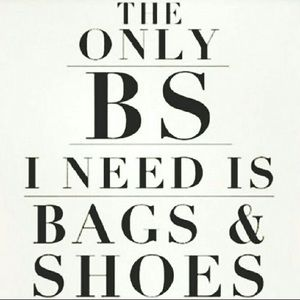 BAGS & SHOES SECTION